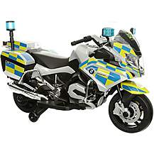 image of BMW Police 6V Ride on Motorcycle