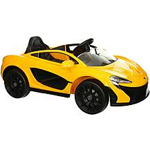 image of McLaren P1 6V Ride on Car with Remote Control