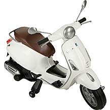image of Vespa Primavera 6V Electric Ride On Scooter