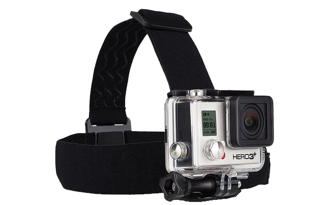 afd26336d7f GoPro Head Strap and Quick Clip