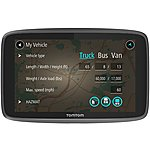image of TomTom Go Professional 620 Sat Nav with Full Europe Maps
