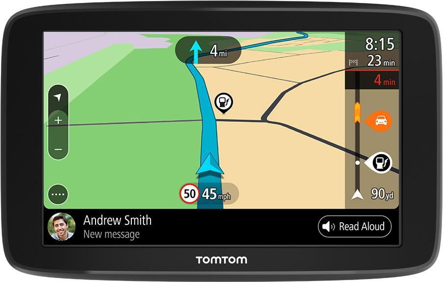TomTom GO Basic 5 inch Sat Nav with Lifetime Full Europe Maps