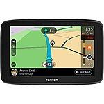 """image of TomTom GO Basic 5"""" Sat Nav with Lifetime Full Europe Maps"""
