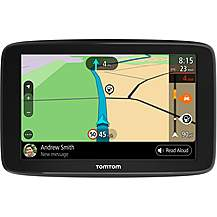 "image of TomTom GO Basic 6"" Sat Nav with Lifetime Full Europe Maps"