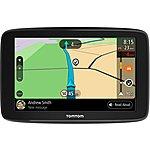 """image of TomTom GO Basic 6"""" Sat Nav with Lifetime Full Europe Maps"""