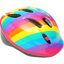image of Rainbow Kids Bike Helmet (48-54cm)