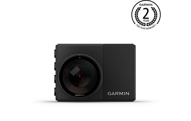 Garmin Dash Cam 55 Plus with 8GB microSD card