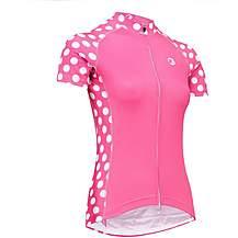 image of Tenn Pro Cycling Jersey - Pink/White