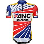image of ANC Halfords Retro Cycling Jersey