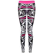 image of Tenn Womens ProFit Sport Leggings - Shapes