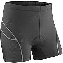 image of Tenn Deluxe Padded Undershorts - Black