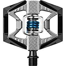Crankbrothers Doubleshot 2 Pedals - Blue/Blac