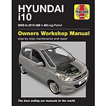 image of Hyundai i10 Petrol (08-13) Manual