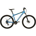 image of Carrera Vengeance Mens Mountain Bike - Blue - XS, S, M, L, XL Frames