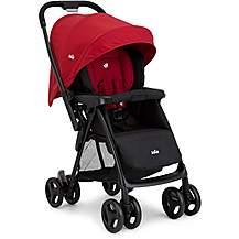 image of Joie Mirus Scenic Stroller - Cherry