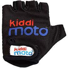 image of Kiddimoto Black Gloves