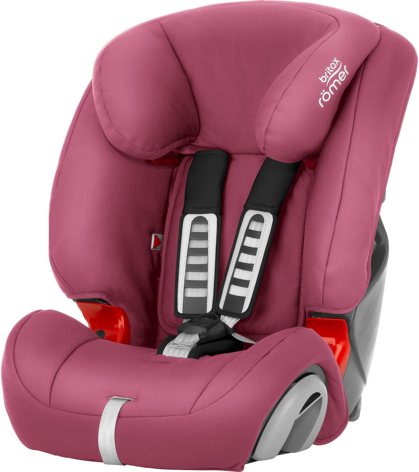 Britax Roemer Evolva 123 Car Seat
