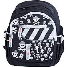 image of Kiddimoto Skullz Backpack - Small