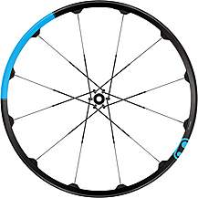 "image of Crankbrothers Iodine 3 29"" Wheels - Black/Blue"