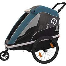 image of Hamax Avenida Single Child Bike Trailer