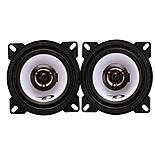 "Alpine 4"" Coaxial 2-Way Custom Fit Speakers"