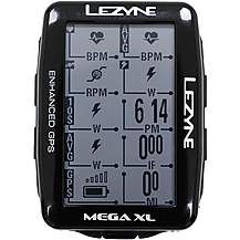 image of Lezyne Mega XL GPS Cycle Computer