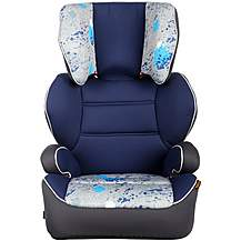 image of Limited Edition Halfords Group 2/3 Highback Booster Car Seat