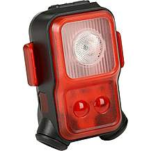 image of Bikehut 100 Lumen Rear Laser Bike Light