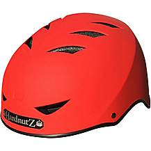 image of Hardnutz Street Helmet - Red