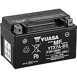 Yuasa YTX7A-BS Maintenance Free Motorcycle Battery