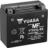 Yuasa YTX20L-BS Maintenance Free Motorcycle Battery