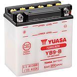 Yuasa YB9-B Yumicron Motorcycle Battery