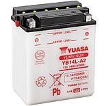 Yuasa YB14L-A2 Yumicron Motorcycle Battery