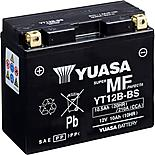 Yuasa YT12B-BS Maintenance Free Motorcycle Battery