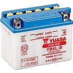 image of Yuasa YB4L-B Yumicron Motorcycle Battery