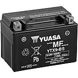 Yuasa YTX9-BS Maintenance Free Motorcycle Battery