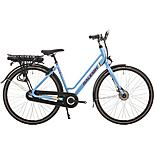 Raleigh Array Lowstep Nexus Hub Electric Hybrid Bike - Denim - 18""