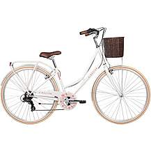"image of Kingston Hampton 2018 Classic Bike - Cream - 16"", 19"" Frames"