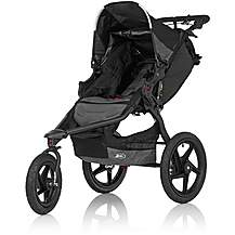 image of Britax BOB REVOLUTION PRO Pushchair - Black