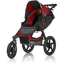 image of Britax BOB REVOLUTION PRO Pushchair - Red