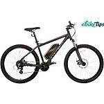 "image of Carrera Vengeance E Mens Electric Mountain Bike - 16"", 18"", 20"" Frame"