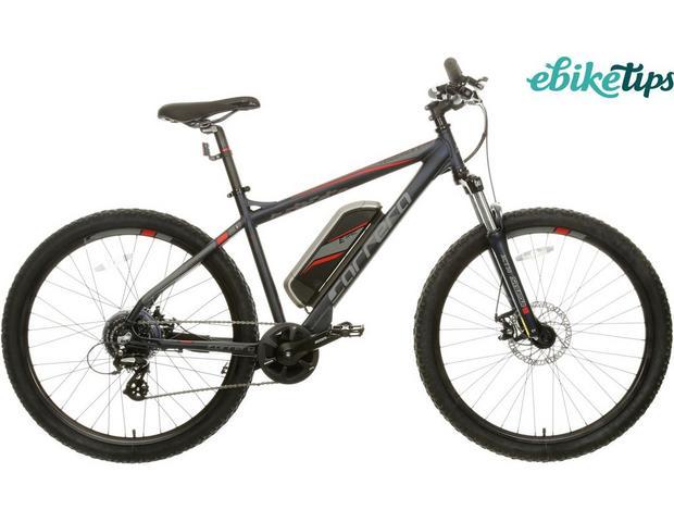 Carrera Vengeance E Mens Electric Mountain Bike SRAM