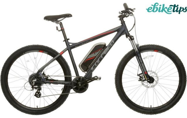 Carrera Vengeance Electric Mountain Bike