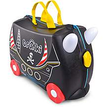 image of Trunki Pedro the Pirate Ship Ride on Suitcase