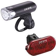 image of Cateye EL135/LD155 Bike Light Set
