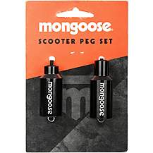 image of Mongoose Scooter Stunt Peg Black
