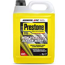 image of Prestone Max Visibility Screen Wash 5L