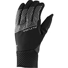 image of Altura Nightvision 4 Windproof Glove Black / Yellow