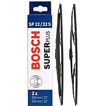 image of Bosch SP22/22S Wiper Blades - Front Pair
