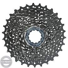 Gears, Drivetrain & Cables | Shimano Gears | Speed Cassette | Halfords